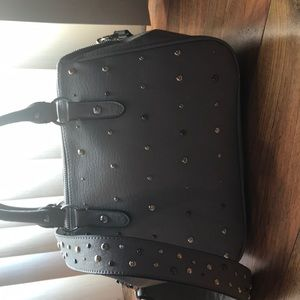 Juicy Couture India Small Studded Satchel